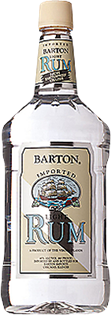Barton Rum Light 1.75l